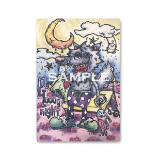 ポストカード モンスターシリーズ オオカミオトコ